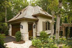 carriage house - kurt baum & associates - architects - minnesota