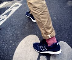 Fancy - New Balance 1300 NR Navy
