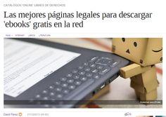 ARMAK de ODELOT: ABSOLUTAMENTE TODOS los SITIOS donde descargar LIBROS GRATIS en ESPAÑOL incluidos de TEXTO
