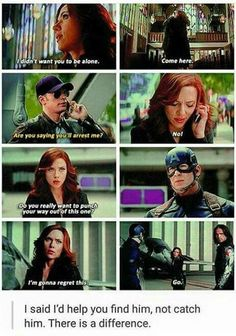 *APPLAUDS FOR THE CHARACTER DEVELOPMENT NATASHA DESERVED*