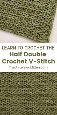 Half double crochet v stitch 2019 stash busting cal block 16 2 quick tips for working the herringbone half double crochet stitch hhdc frustration~free Crochet Stitches For Blankets, Tunisian Crochet Stitches, Crochet Mittens, Crochet Stitches Patterns, Crochet Afghans, Knitting Stitches, Crochet Pattern, Crochet Stitch Tutorial, Free Crochet