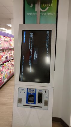 Kohls Customer Kiosk in NH #bsod #pbsod