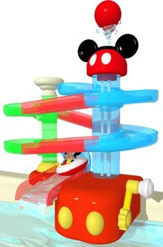Mickey Mouse Club House slider round and round  #Pilot #Toy