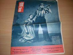 SIE u ER Nr 2 vom 9.1.1948 mit Hans Albers, Helen Vita, Liliom ab 1 EURO