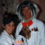 "Mad Scientist Costumes + ""Science Experiments"""
