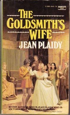 Author: Jean Plaidy who is also Victoria Holt. GOLDSMITHS WIFE. Title: GOLDSMITHS WIFE. GD (Good): A book that has been read but is in good condition. The dust jacket for hard covers may not be included.   eBay!