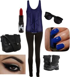 """Just hanging out :)"" by lauren-beltinck on Polyvore"