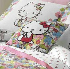 Hello Kitty Liberty Bedding