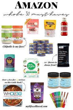 Whole30 Shopping List, Costco Shopping, Detox Recipes, Healthy Recipes, Budget Recipes, Healthy Food, Healthy Eating, Gluten Free Cereal, Primal Kitchen