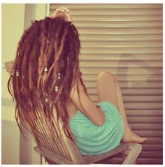 such gorgeous dreads