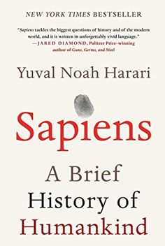 Sapiens: A Brief History of Humankind by Yuval Noah Harari http://smile.amazon.com/dp/0062316095/ref=cm_sw_r_pi_dp_9-eQvb1BKYY4H