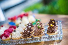 nekedcake cake for party finger food wedding color