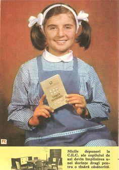 Reclama și brandurile românești în perioada comunistă, anii 1970-1989: totul pentru Stat, cooperative, PECO, Sanda, Mirela, Eugenia, Marga și alte doamne drăguț fardate și coafate, depozite la CEC, Dacia prinde aripi, Mobra o prinde din urmă, la un CI-CO – Made in RO: Muzeul Publicității
