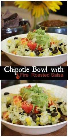 asy Recipe for Southwestern Chipotle Rice Bowl - YUM! http://ceceliasgoodstuff.com/southwest-rice-bowl  - Cecelia Dardanes - Google+