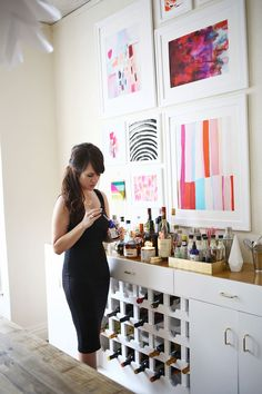 What to Keep Stocked for Quick & Easy Parties!