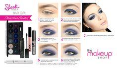 Paleta farduri Sleek Bad Girl  doar pe http://www.makeup-shop.ro