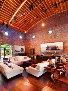 Concert hall loft. This is incredible.