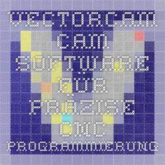vectorcam - CAM Software für präzise CNC-Programmierung
