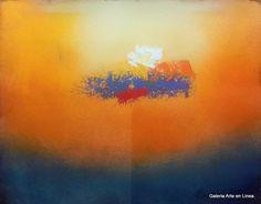 Sin Título Jsoe´Contreras Categoría: Pintura.Técnica: Óleo sobre papel Daponte. Medidas: 40 x 50 cms.Fecha: 2016.Enmarcada: No. Firmada: Si.  $ 15, 000.00 MXN  #art #arte #pintura #painting #escultura #sculpture #dibujo #drawing #watercolor #artedemexico #arteenmexico #mexicancart  #color #emotion #colour #design #form #gael #galeriartenlinea #pasionporelarte