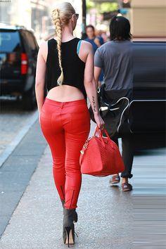 fashionkilllaaz: Red Givenchy handbag