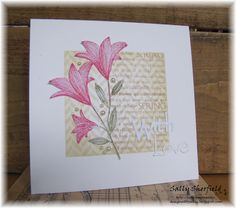 Cinnamon Sally Designs: Spring is in the air!!