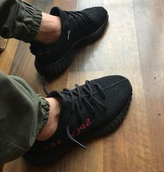 Adidas Yeezy 350 Boost V2 Bred / Black Red (Unboxing) \\\\\\\\ u0026 (Review