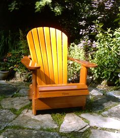 The Royal Wooden Adirondack Chair From The Best Adirondack Chair Company  Offers You The Ultimate Comfort. Visit Us To Shop Adirondack Style Furniture  And ...