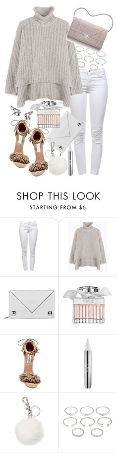 """""""Untitled #19658"""" by florencia95 ❤ liked on Polyvore featuring J Brand, Linea Pelle, Chloé, Steve Madden, Christian Dior, Michael Kors, Forever 21 and Lonna & Lilly"""