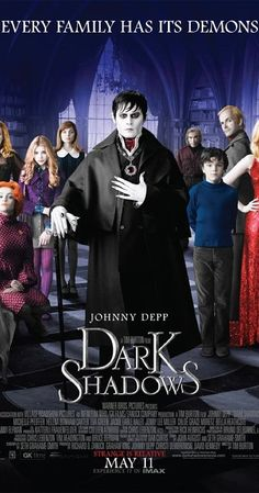 Dark Shadows (2012)         - IMDb