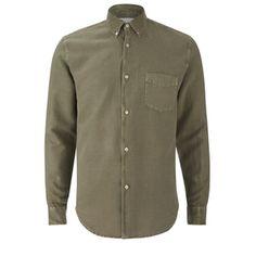 Our Legacy Men's 1950's Shirt - Olivine