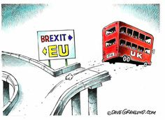 UK bus takes the BrExit to nowhere