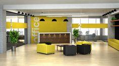 yellow office - Google-haku