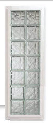 1000 images about bath ideas on pinterest laundry for Glass block window frame