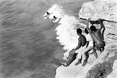 FNB Joburg Art Fair 2013 Cedric Nunn, Arniston kids body surfing off the Western Cape coast, x cm