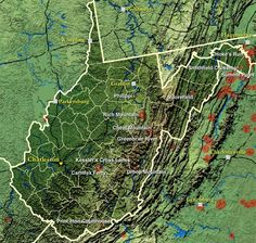 Civil War Sites in West Virginia