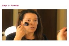 Applying finishing powder is one of the best ways to set your makeup, and to keep excess shine to a minimum.