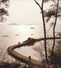 Changchun Bridge 79    #honeymoon #china #asia #travel