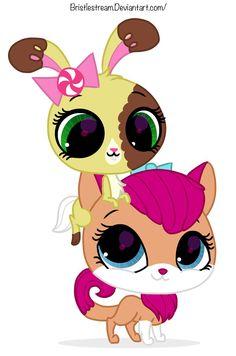 buttercream sundae littlest pet shop bunny Little pets
