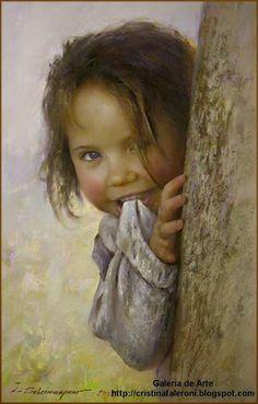 Por amor al arte: Javad Soleimanpour Pinturas Color Pastel, Anime Sensual, Pastel Portraits, Pastel Art, Pastel Paintings, Beautiful Paintings, Painting & Drawing, Art For Kids, Art Drawings