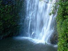 Waterfalls  Maui Hawaii