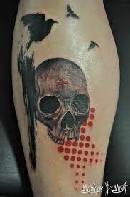 Resultado de imagem para buenavista tattoo skull