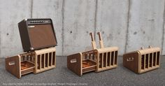 Mt. Baker Plywood Furniture Design Competition 2012 | Industrial Design Sandbox