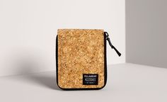 Pull&Bear - man - bags and wallets - cork wallet - sand - 09816518-I2014