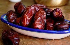 """Dates are used widely in Eastern Medicine to restore strength after illness including addiction. Dates have a nourishing and calming effect on the Central Nervous System. Dates have the food energetics related to """"kindness"""" - explained in Western scientific terms, it has to do with their effect on balancing serotonin and our Central Nervous System."""