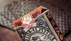 Highland Fauna Custom Playing Cards by Tomski and Polanski