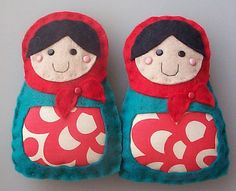 love matroyshka dolls too!