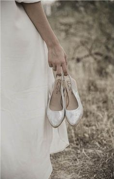 GAIMO Espadrilles Touluse Silver Suede | SPANISH SHOP ONLINE  #bridal #shoes