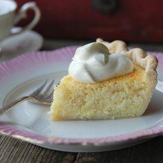 Coconut Custard Pie | Food & Wine