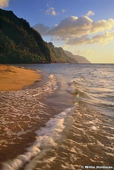 Nepali Coast, Kauai Island, HI