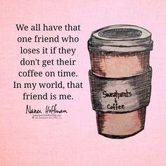 I am this friend.